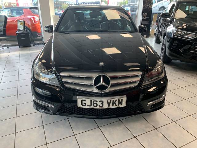 2013 Mercedes-Benz C Class 2.1 C250 CDI BlueEFFICIENCY AMG Sport 4dr Auto