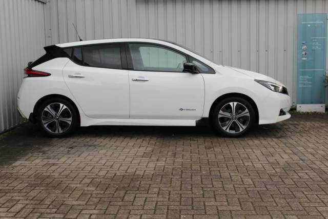2018 Nissan Leaf 0.0 110kW Tekna 40kWh 5dr Auto
