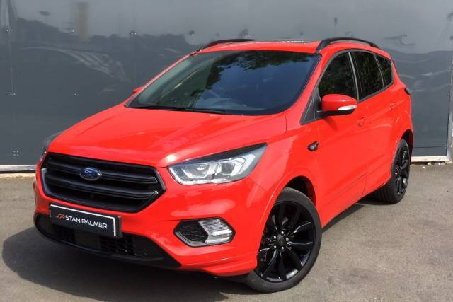 2018 Ford Kuga 2.0 TDCi ST-Line X 5dr 2WD