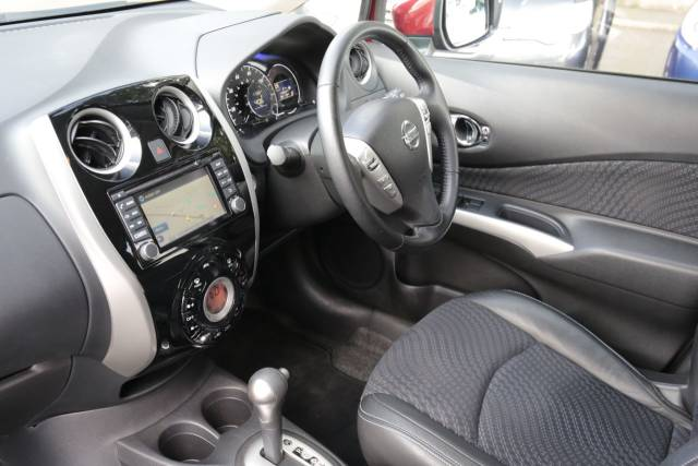 2016 Nissan Note 1.2 DiG-S Tekna 5dr Auto