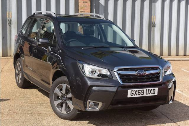 Subaru Forester 2.0i Xe Eyesight SUV Petrol Dark Grey Metallic