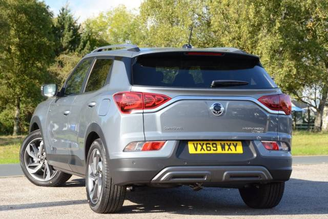2019 SsangYong Korando 1.6TD (136ps) 4X4 Ultimate